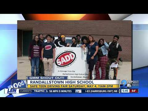 Good morning from Randallstown High School!