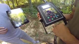 Conrad Geo X4 Arazi Kullanım Videosu - Conrad Görüntülü Dedektör Nasıl Kullanılır