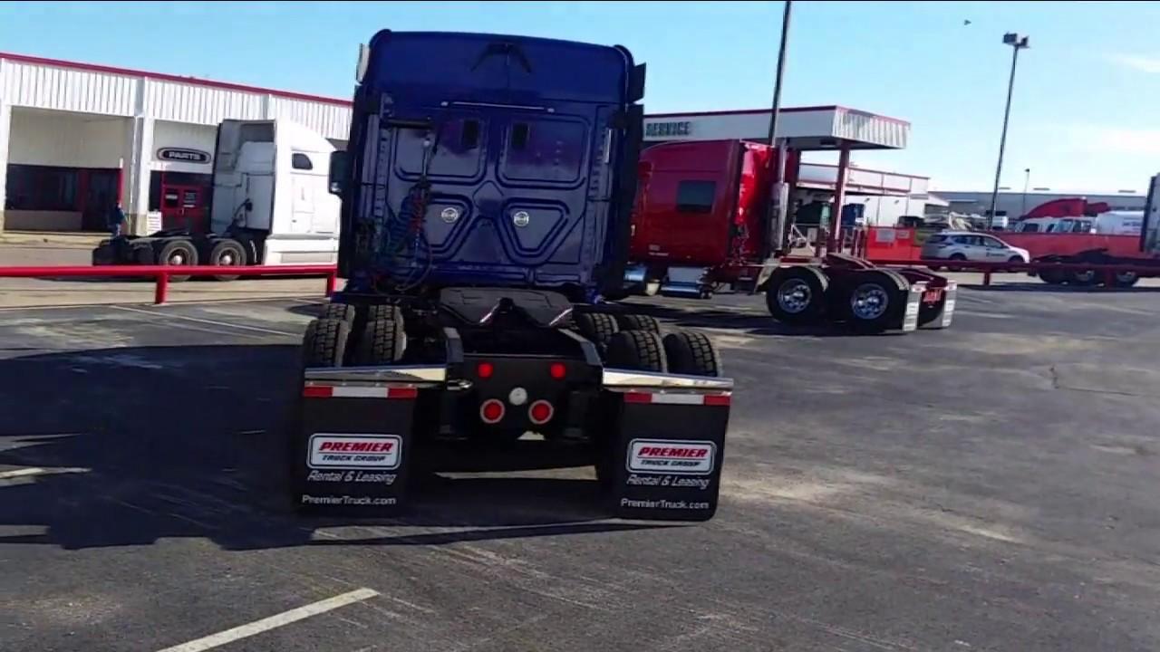 Premier truck group 2014 freighliner cascadia mid roof xt