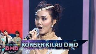 Makin Mantap! Raffi Ahmad & Rina Nose Goyang Seru Sampai Ngakak di Konser Kilau DMD (14/1)