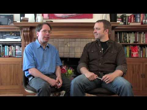 Author Sam Barry Teaches Jason Headley How to Writ...