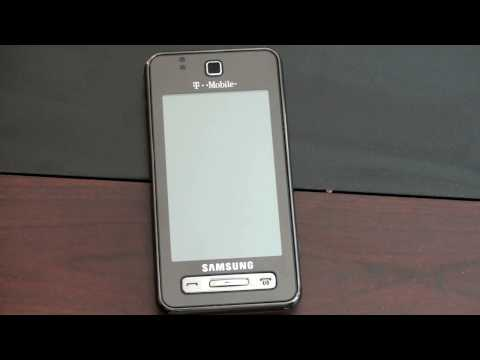 Samsung Behold Review