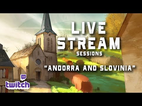 Live Stream 27- Andorra and Slovinia