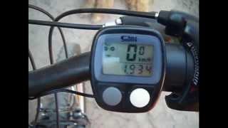 FromChina №6. Самый дешевый велокомпьютер + полная инструкция!(Всем привет! Это шестой выпуск канала FromChina. Спасибо за просмотр! Надеюсь, Вам понравилось!Подписывайтесь..., 2014-09-10T16:49:41.000Z)