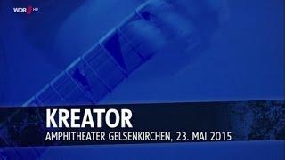 Kreator  Rock Hard Festival 2015