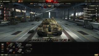 Stream World of Tanks SabotFuryOne #4 Ух ты ж опана