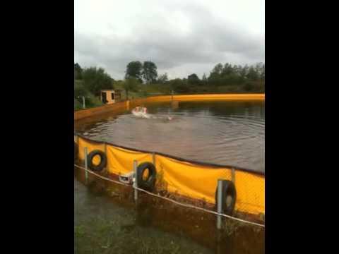 Slangerup speedway/svømmebacint
