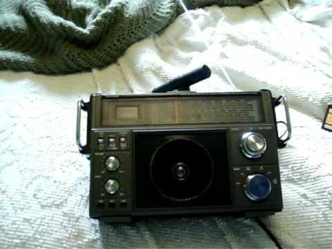 Venturer 2959 2 Multi Band Receiver Shortwave Radio Ant