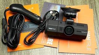 Vantrue N2 Pro - Dual Channel IR Dashcam Review