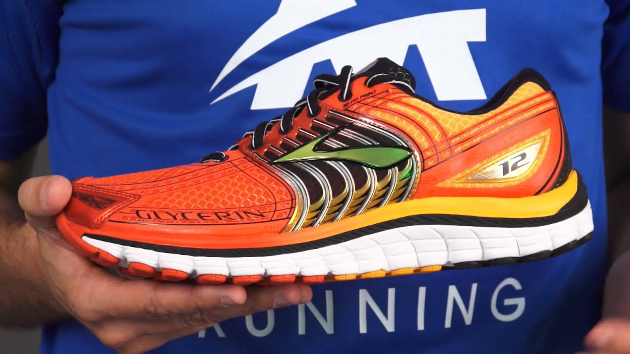 Review Review Review zapatilla running Brooks Glycerin 12 (hombre) YouTube 208581
