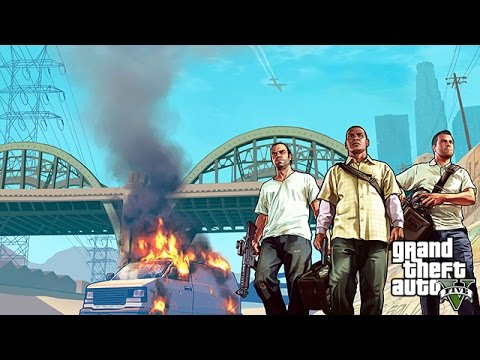 [Coolenjoy] Grand Theft Auto V Benchmarks Section