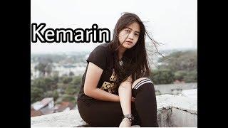 Gambar cover Hanin Dhiya- Kemarin Cover Musik Seventeen