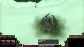 Spellforce 2 DS как быстро прокачать героя в режиме свободной игры DS