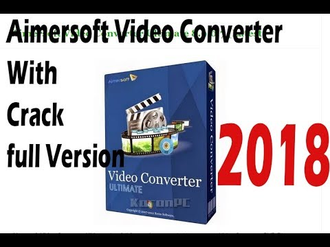 Aimersoft video converter ultimate 5 5 1 0 key youtube.