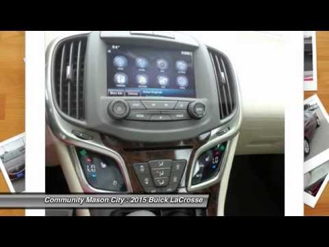 2015 Buick LaCrosse Mason City IA B513
