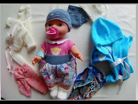 Одежда для кукол 15 см своими руками