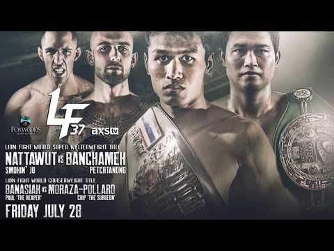 8 Reasons Why You Must Watch Lion Fight 37