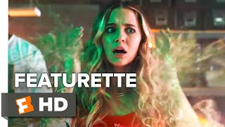 Jumanji: Welcome to the Jungle Featurette - Evolution (2017) | Movieclips Coming Soon