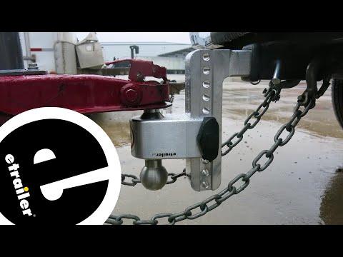 Weigh Safe 180 Hitch 2-Ball Mount Review - etrailer.com