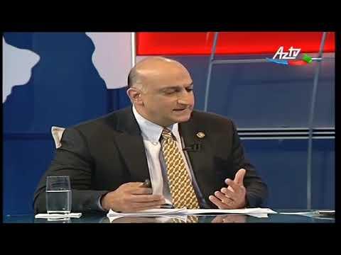 USACC Co-Chairman & USAID Mission Director talk to Rakurs, Azerbaijan Television