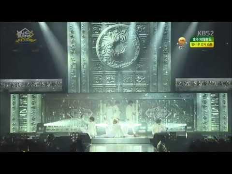[1080p]140618 Music Bank in Brazil Infinite cut