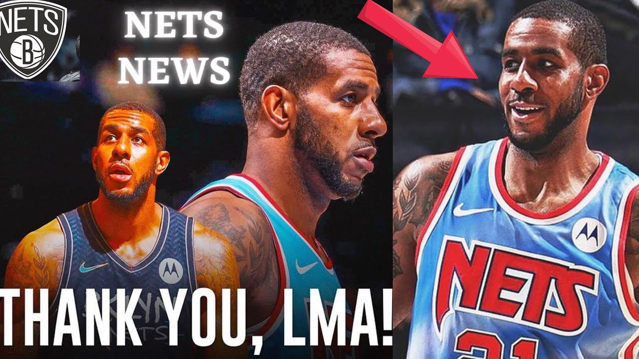 Brooklyn Nets center LaMarcus Aldridge abruptly retires due to ...