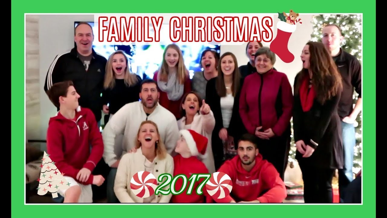 family christmas party 2017 what went wrong youtube