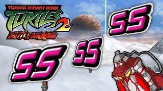 """TMNT 2: Battle Nexus"" - Планета Зеро на SS"