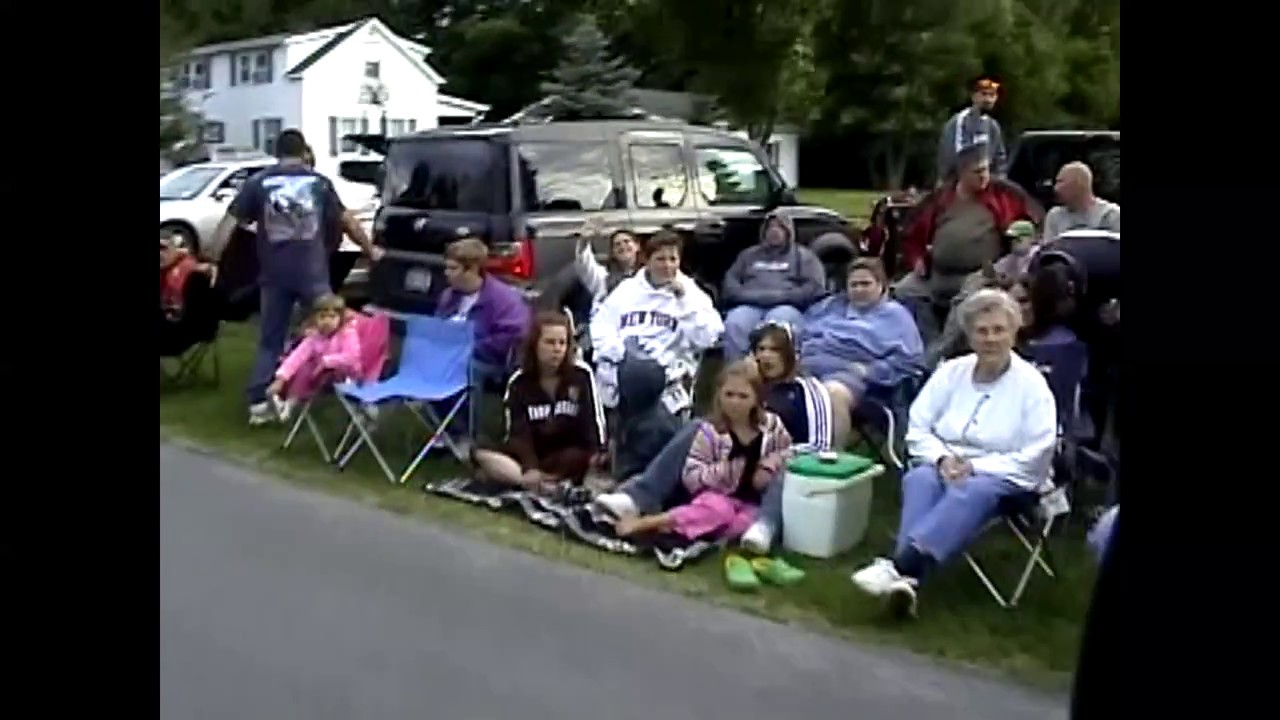 Rouses Point Parade  7-1-07