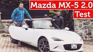 Doğan Kabak | Mazda MX-5'i Ümit Erdim ile Kullanıyoruz | Geyik Testi