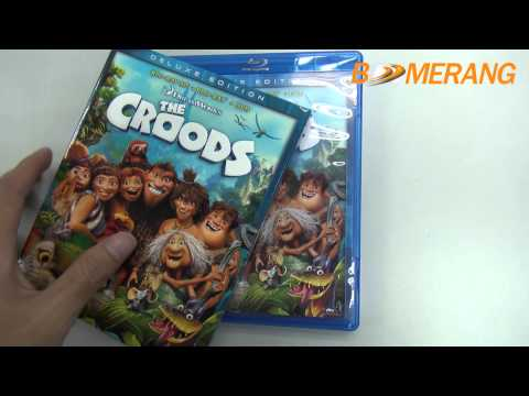 Review BD Deluxe Edition The Croods