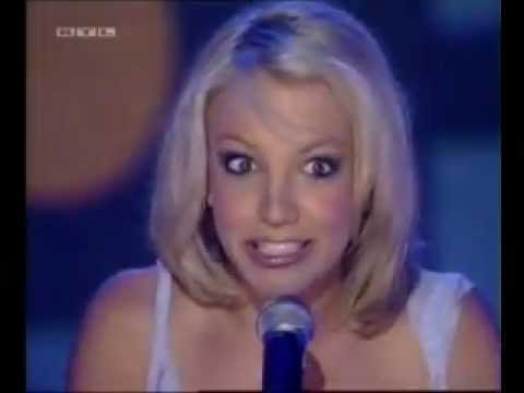 Britney Spears - Lucky Live