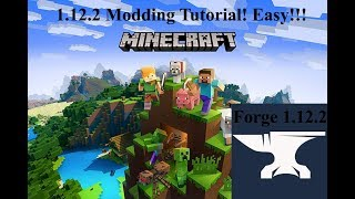 How to install Minecraft Mods! (Forge 1.12.2)