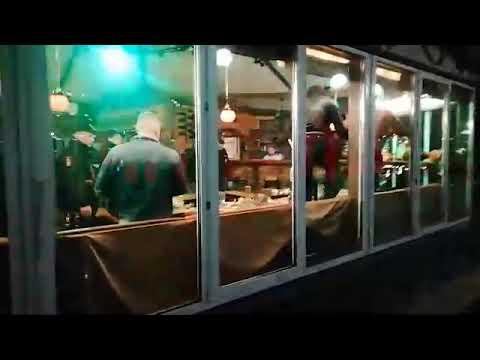 «Задержание качка» в одном из кафе Тулы