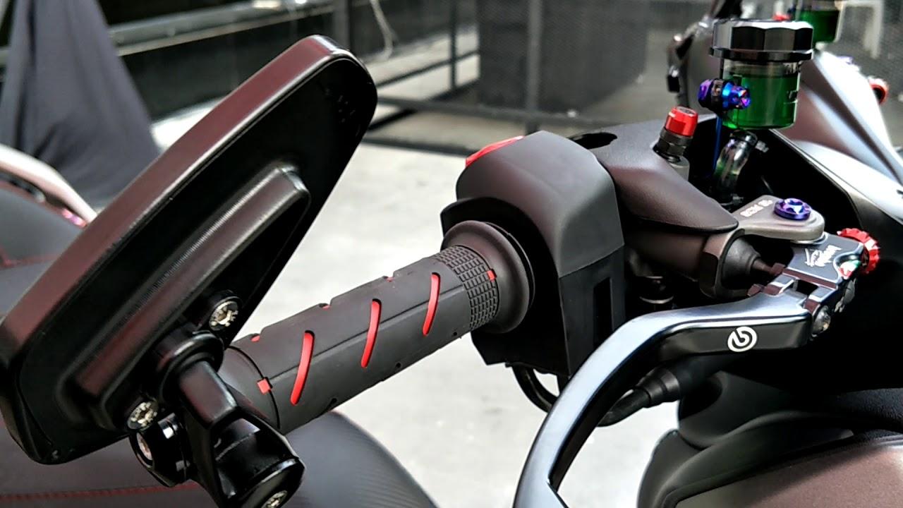 ยามาฮ่า Xmax 300 แต่งแบบสวยเรียบ ได้ใจความ