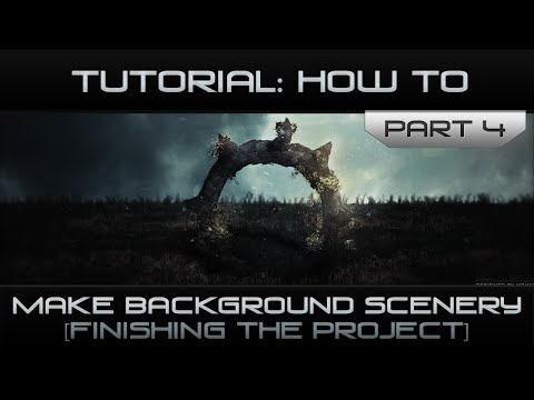 How to: Make a Background Scenery [Final Part]
