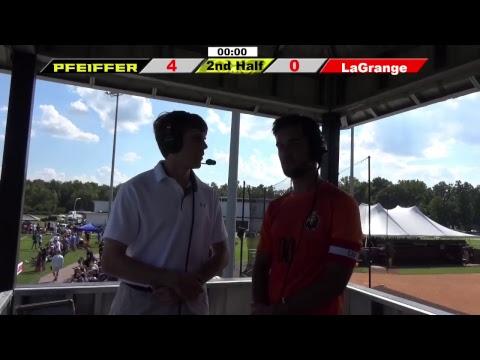 9/23/17 Men's Soccer v. LaGrange