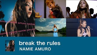 01 RULE 8AM 02 no more tears 03 better days 04 break the rules 05 L...