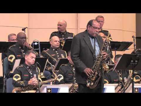 """Army Blues & Ernie Watts """"Bird"""