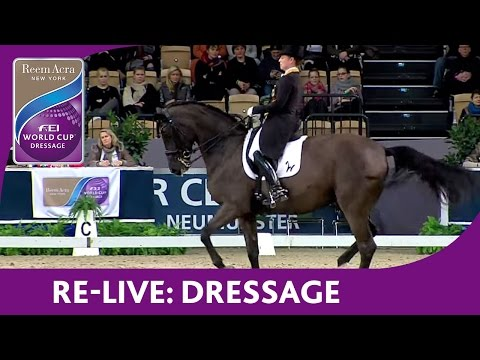 Re-Live - Reem Acra FEI World Cup™ Dressage - Neumünster - Price of Madeleine Winter-Schulze