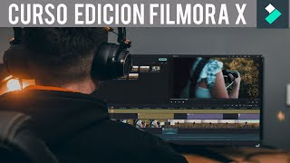 FILMORA X Curso en edicion para principiantes