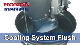 homepage tile video photo for Honda Marine DIY Cooling System Flush Procedure