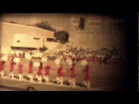 Salt Lake City East High School Homecoming March - Fall 1970