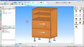 Базис-Мебельщик 10 - новые возможности проектирования