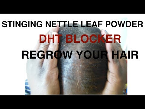 Nettle Leaf Powder For Hair Loss /Regrow Your Hair!
