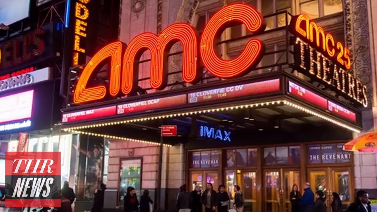 AMC's Ticket Subscription Thrives As MoviePass Is Slowly Declining  | THR News