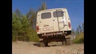 Марий-Эл Килемары УАЗ  4х4