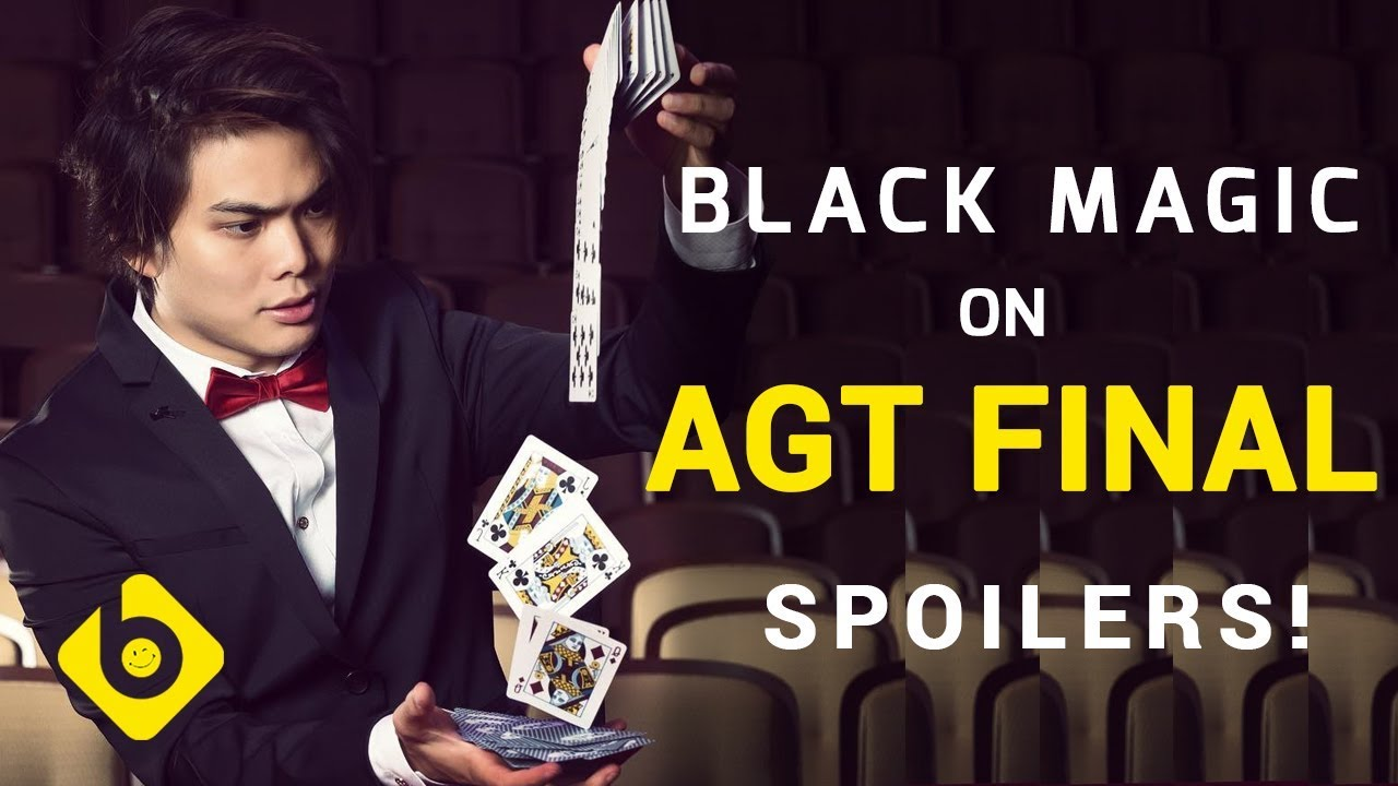 Download Shin Lim Performs Black Magic on AGT Finals? | 'America's Got Talent' spoilers