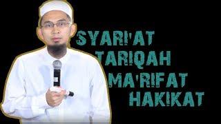 Download Apa Itu Istilah Syariat, Thoriqoh, Makrifat ? ||   Ustadz Adi Hidayat Lc MA Mp3