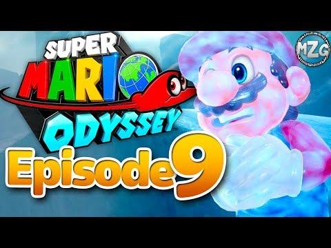Snow Kingdom! Shiveria's Bound Bowl Grand Prix! - Super Mario Odyssey - Episode 9